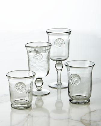 Medallion Glassware