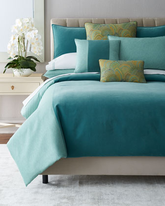Franklin Bedding & Largo Pillow