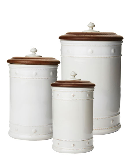 "Berry & Thread 13"" Canister"