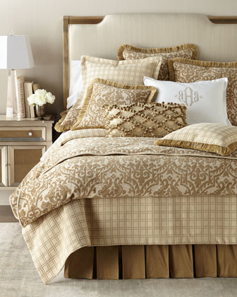 King Vermont Duvet Cover. Luxury Bedding Sets   Collections at Horchow
