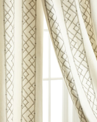 Lattice Curtains