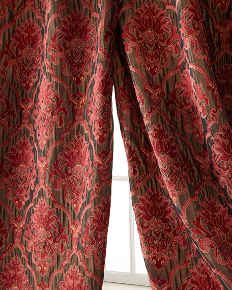 "Maria Christina 54""W x 108""L Curtain"
