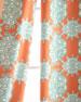 """Two 50""""W x 84""""L Jakarta Curtains"""