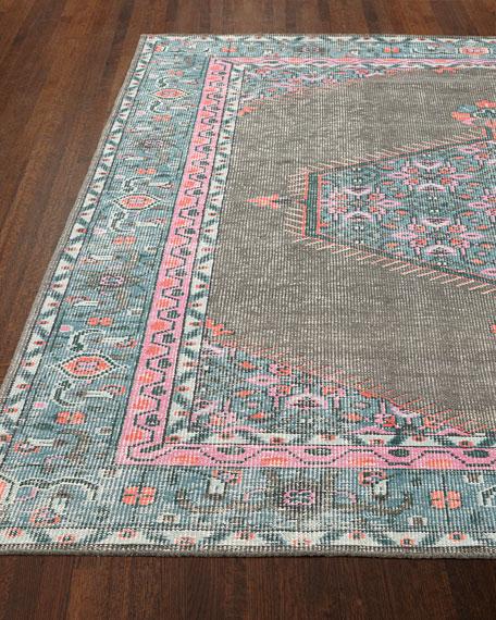 gray 39 s landing rug. Black Bedroom Furniture Sets. Home Design Ideas