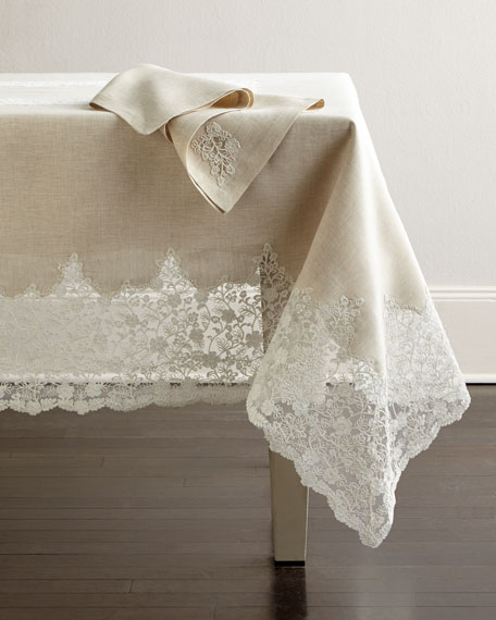 "Joy Tablecloth, 70"" x 128"""