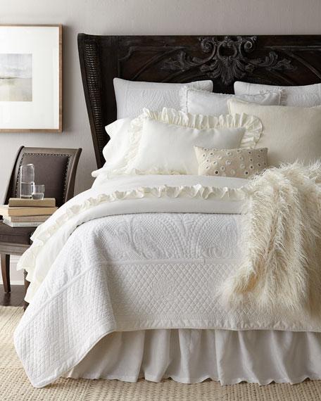 "Montauk Extra-Large European Pillow, 28""Sq."