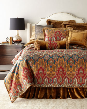 Luxury Bedding Sets Collections At Horchow - Bedding sets queen