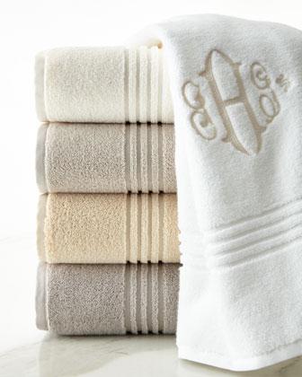 Chelsea Towels & Jubilee Bath Mat