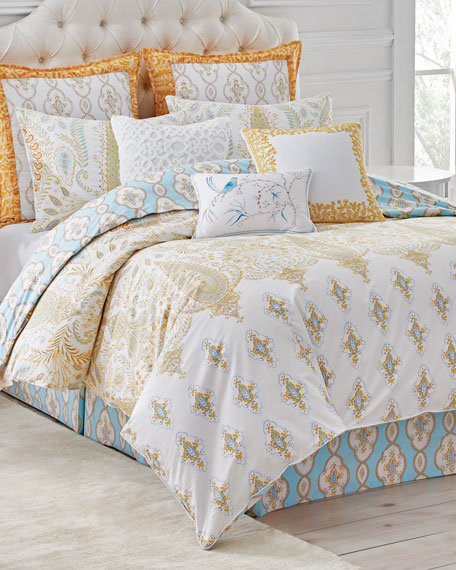King Dream 3-Piece Comforter Set
