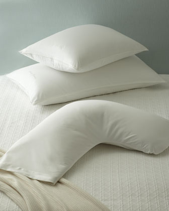 Down-Filled and Down-Alternative Sleeping Pillows