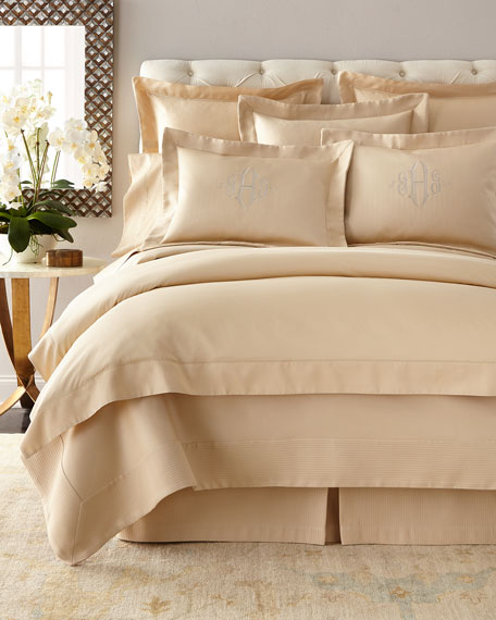 Twin Angelica Pique Coverlet