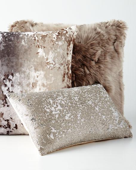 Suri Alpaca Pillow