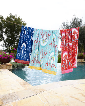 Vaya Beach Towels