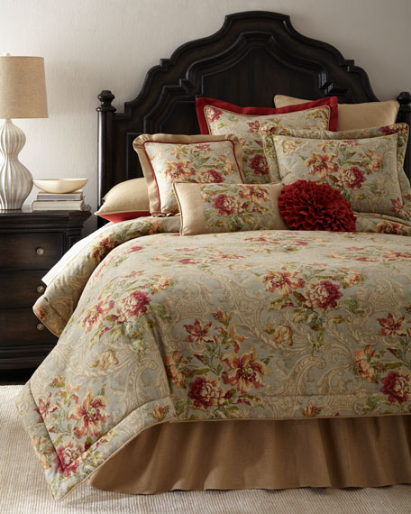 Queen Fresco 3-Piece Comforter Set