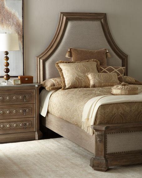 Baird King Upholstered Bed