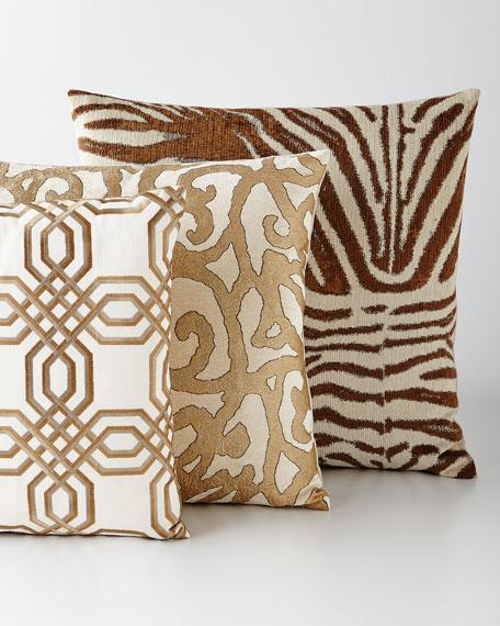 Basileus Gold Pillow