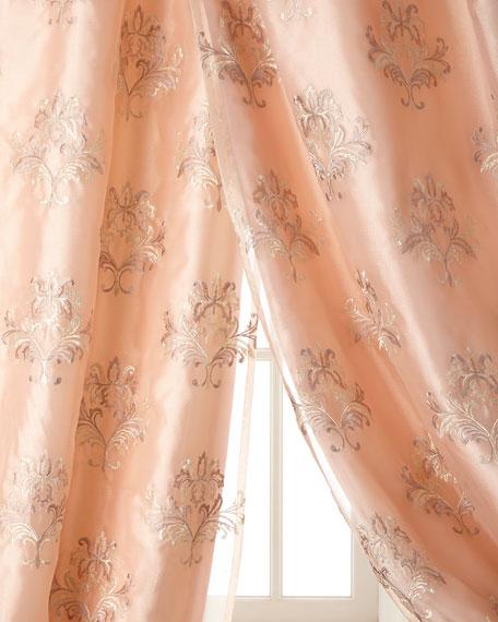 """96""""L Willow Breeze Curtain"""