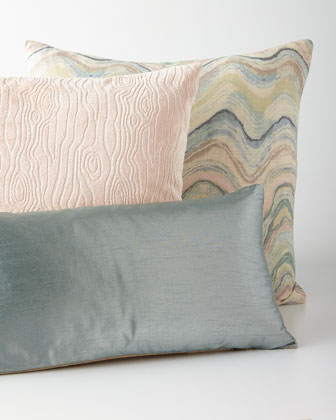 Mist, Blush, & Waves Pillows