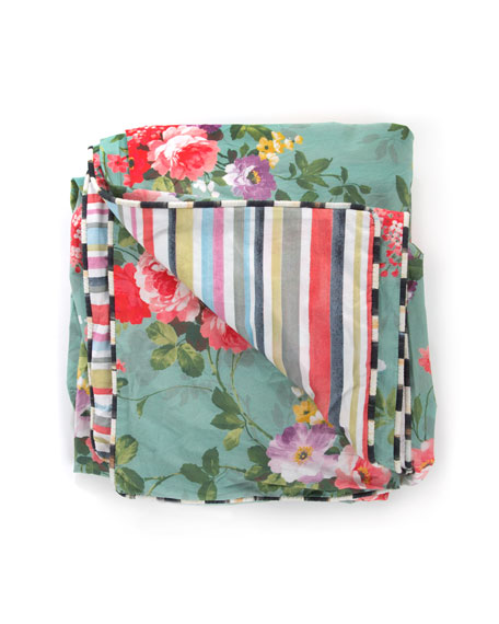"Chelsea Garden Pillow, 20""Sq."