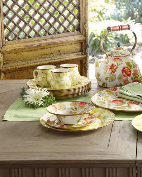 Morning Glory 2-Quart Tea Kettle