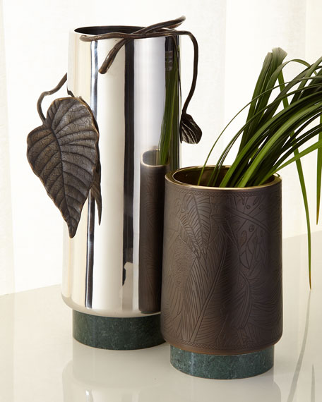 Rainforest Large Vase