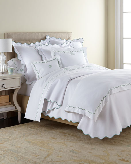 Twin Sierra 350 Thread Count Fitted Sheet