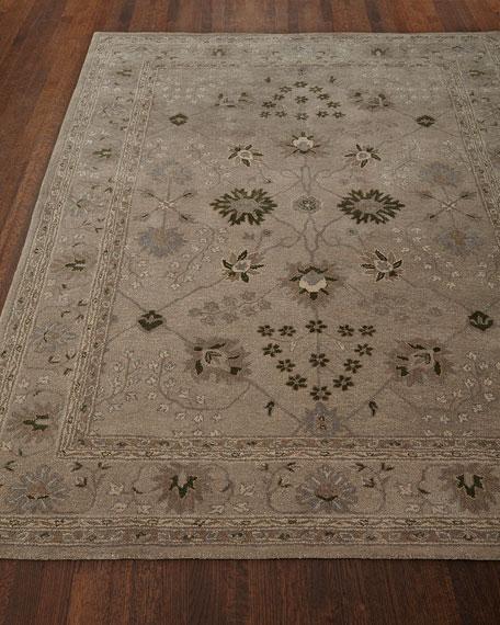 Tara Hand-Tufted Rug, 8' x 11'