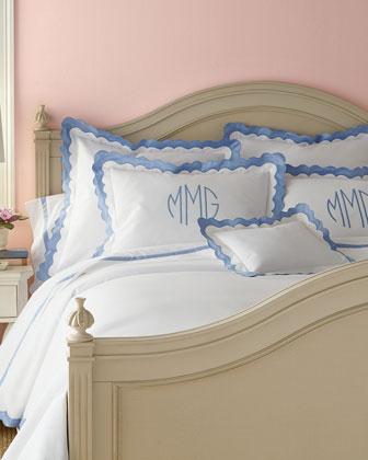 Paloma Pique Bedding