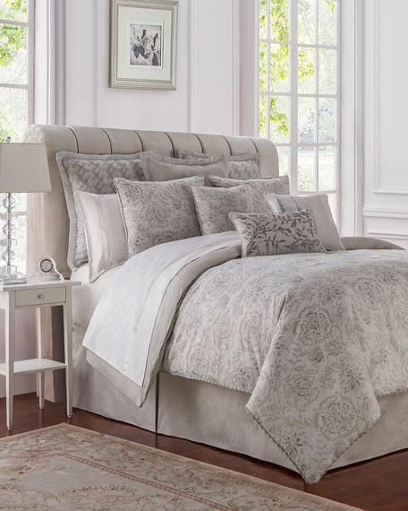 King Sophia 4-Piece Comforter Set