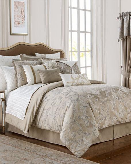 Queen Chantelle 4-Piece Comforter Set