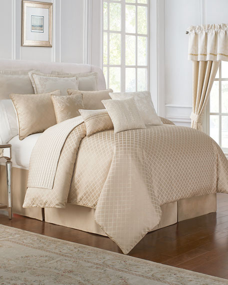 King 4-Piece Britt Comforter Set