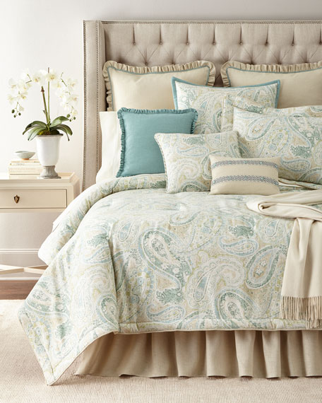 King Bliss 3-Piece Comforter Set