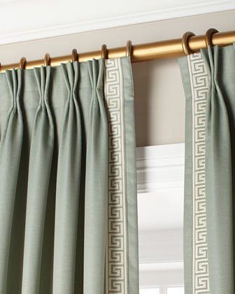 Each 20W x 96L Curtain - Left and Matching Items