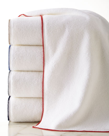 Picot Bath Towel