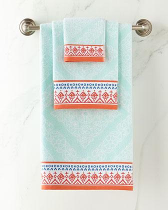 Mitta Seaglass Towels