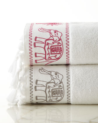 Yaji Bath Towels