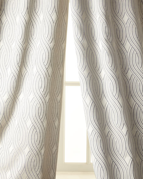 "Astor Curtain, 108""L"