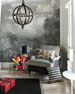 Underpinnings Studio Ottoman