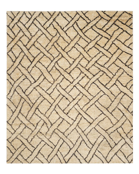 Fairfield Natural Rug, 8' x 10'
