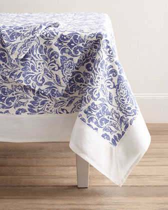 Santorini Table Linens