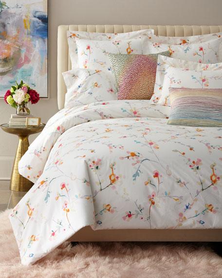 King Blossom Duvet Cover