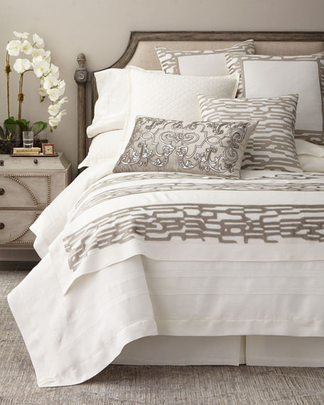 Queen Casablanca Duvet Cover