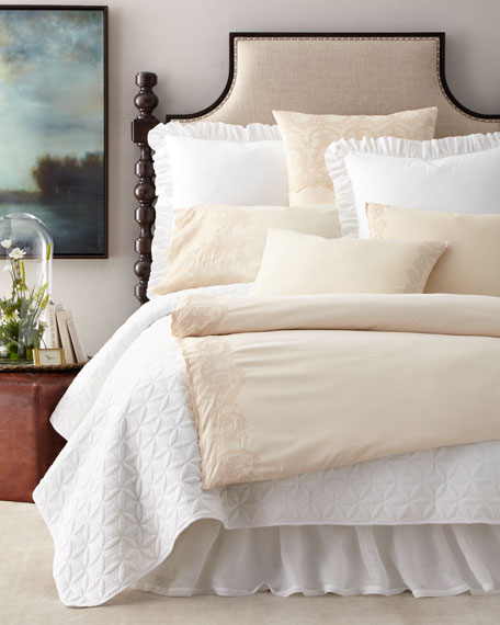 King 3-Piece Grace Duvet Cover Set