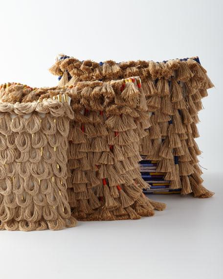Topanga Tassels Pillow