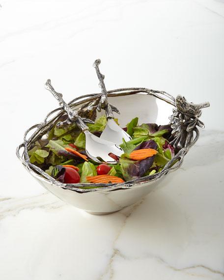 Birds & Branches Centerpiece Bowl
