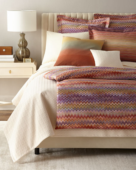 Gretel King Coverlet