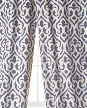 Garden Gate Curtain  108 and Matching Items