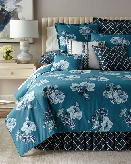 Isleboro Eve King Duvet Cover