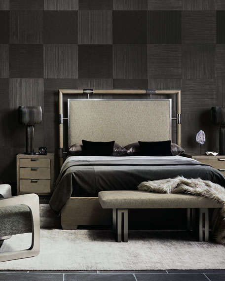 Annistyn Metal Accent California King Bed
