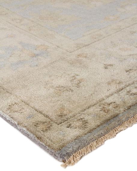 Annetta Antique Oushak Rug, 12' x 15'